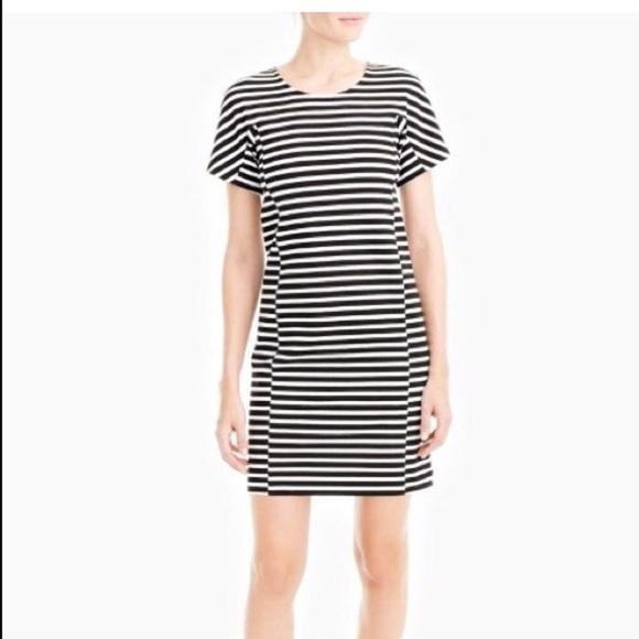 J.Crew Stripe Dress